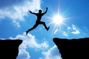 Sofort selbstbewusster werden durch den Selbstbewusstseins-Sprung