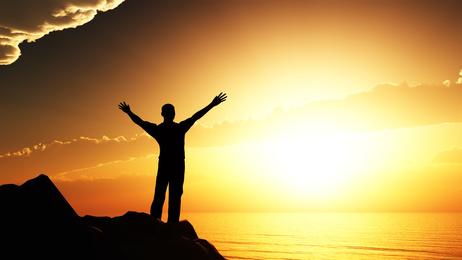 Glücklich und erfolgreich durch Loslassen
