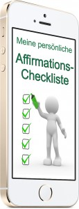 Affirmations-Checkliste zum Download