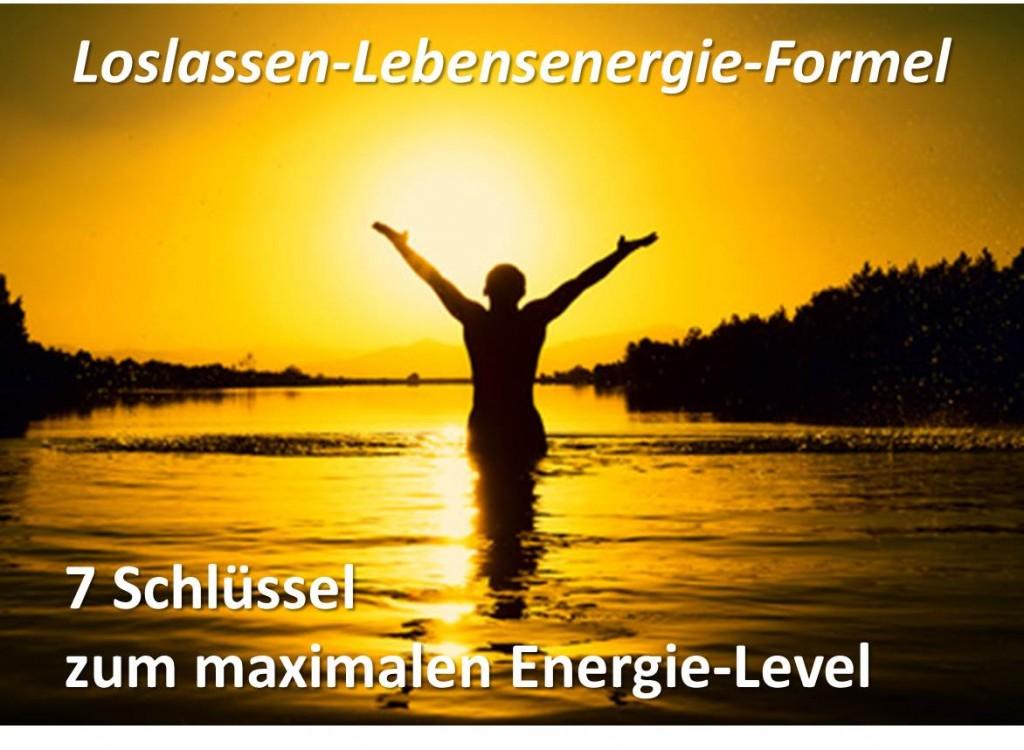 7 Schlüssel zum maximalen Energie-Level