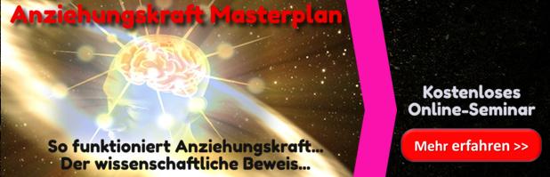 1anmeldung zum kostenlosten Anziehungskraft-Masterplan-Online-Seminar