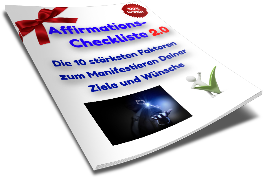 Affirmations-Checkliste 2.0